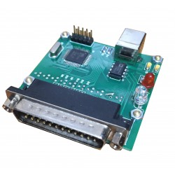 Контроллер CNC-USB Янтарь